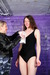 view details of set gm-2q012, Chastity has her second black swimsuit drenched in milk