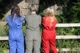 view details of set gm-2w172, Boilersuit river bathtime for Maude, Felicity, and Rosemary!