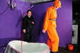 view details of set gm-2w96, Warder Evelyne bathes prisoner Chastity