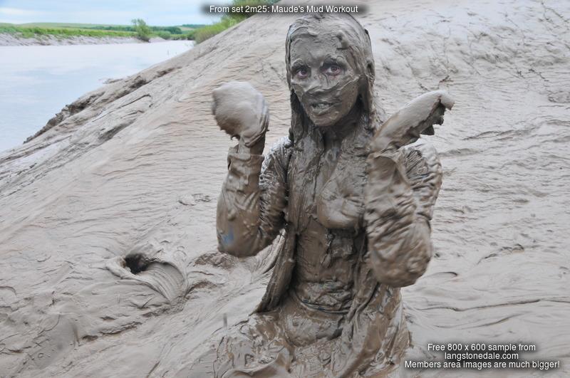 maude u0026 39 s mud workout